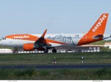 easyJet Europe, Airbus A320-200(SL) OE-IVA, Austria-Sticker (TXL 5.9.2019)