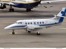 AIS Airlines, BAe Jetstream 32 PH-BCI (TXL 7.11.2019)