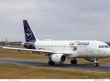 Lufthansa, Airbus A319-100 D-AILU (TXL 11.2.2020)