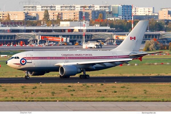 Royal Canada Air Force, Airbus CC-150 Polaris 15003 (SXF 25.10.2020)