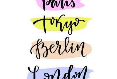 Wie gut kennen Sie Ihre europäischen Hauptstädte?