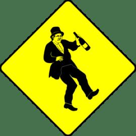 Caution-alcoholism