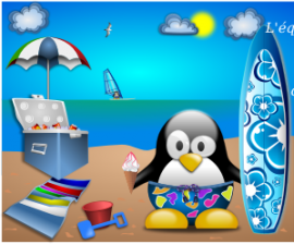 Tux-at-the-Beach-by-Merlin2525-remix