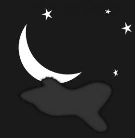 nightskywithmoonandstars