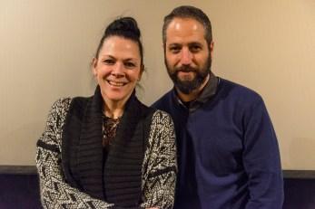 Jennifer Reeder and Steven Hudosh (Blood Below the Skin)