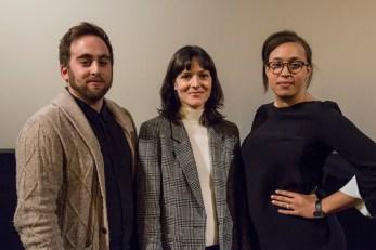 Alex Scharfman, Erin Vassilopoulos, Mia Cioffi Henry (Superior)