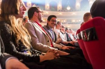 TEDDY Award winner for best Short film: Omar Zúñiga Hidalgo
