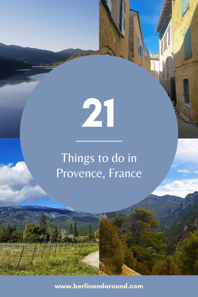 21 things to do in Provence