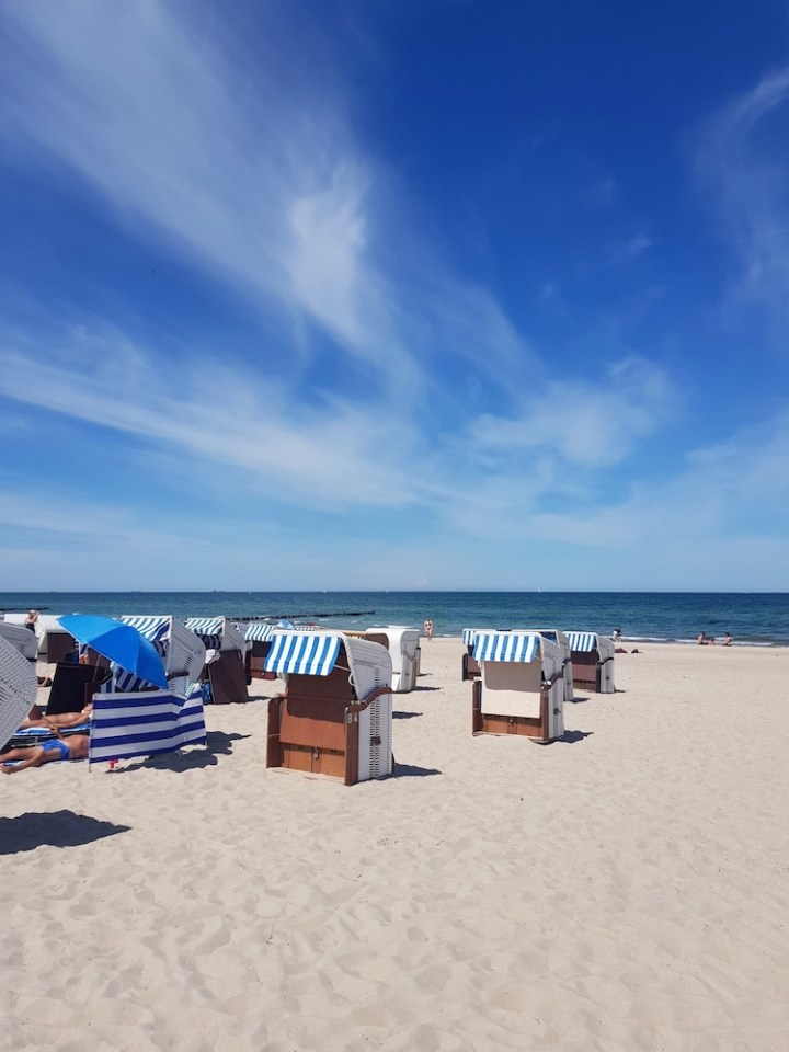 best beaches in Germany