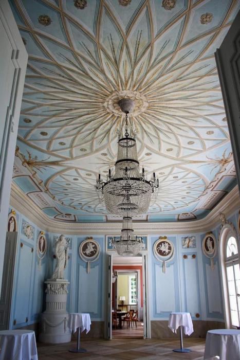 Schloss Neuhardenberg inside