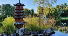Berlin Gärten der Welt Chinesischer Garten
