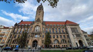 Berlin Rathaus Charlottenburg