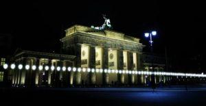 Brandenburger Tor Mauerfall