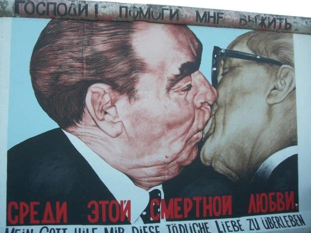 Berlinmuren - East Side Gallery