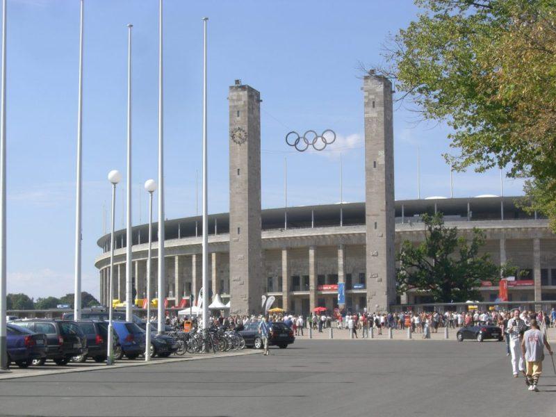 Charlottenburg  - Olympia Stadion