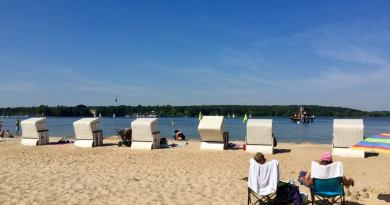 Berlin on the beach?