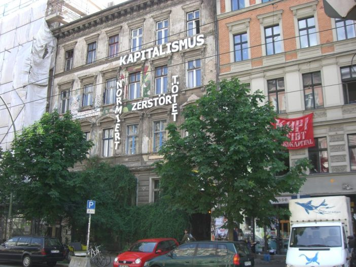 Gentrificering i Berlin