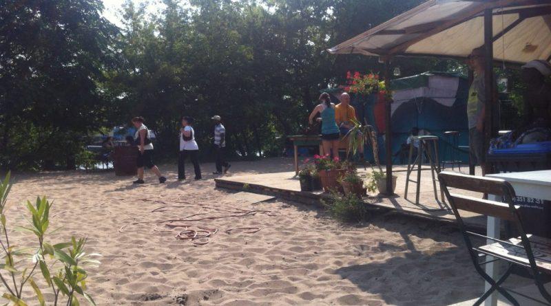 Berlin on the beach?
