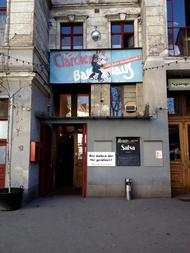 Swinging Berlin - Clärchens Ballhaus