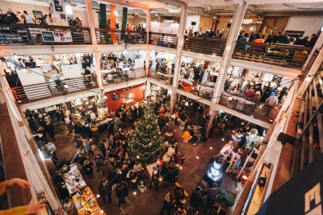 Weihnachtsrodeo Berlin