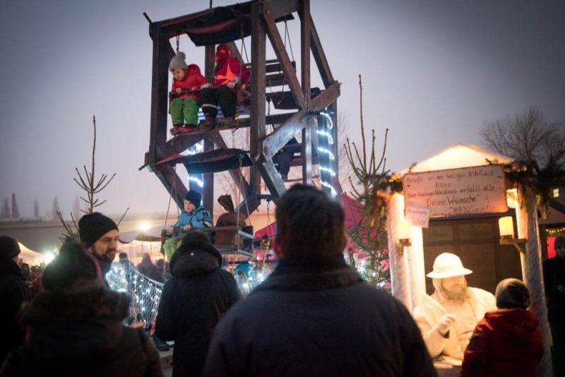 Julemarked i Berlin