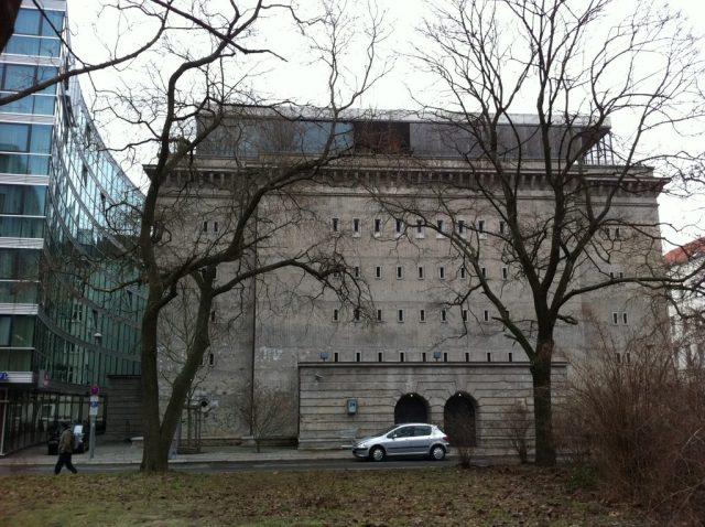 Sammlung Boros - kunstgalleri i den gamle Reichsbahnbunker