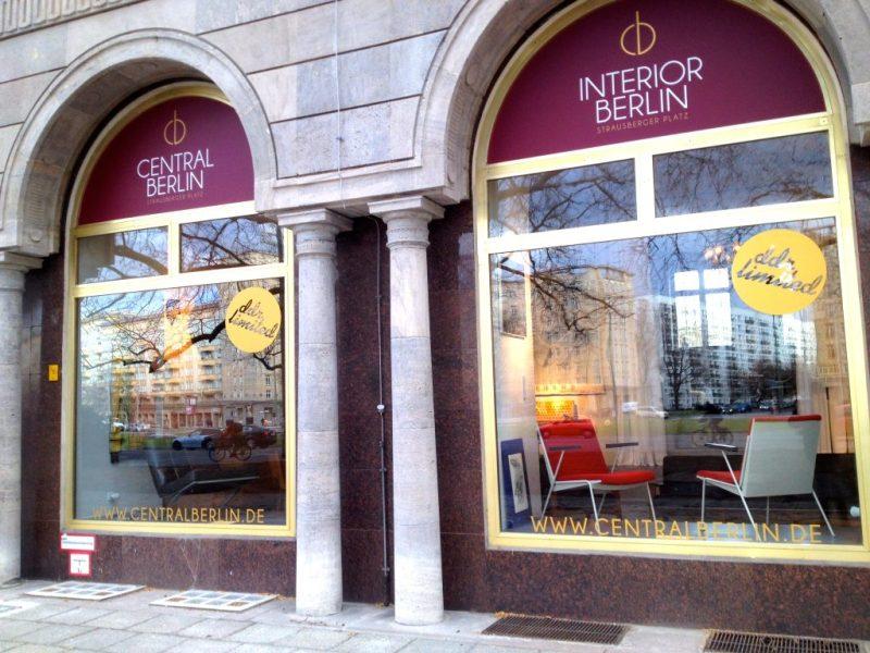Central Berlin DDR Design