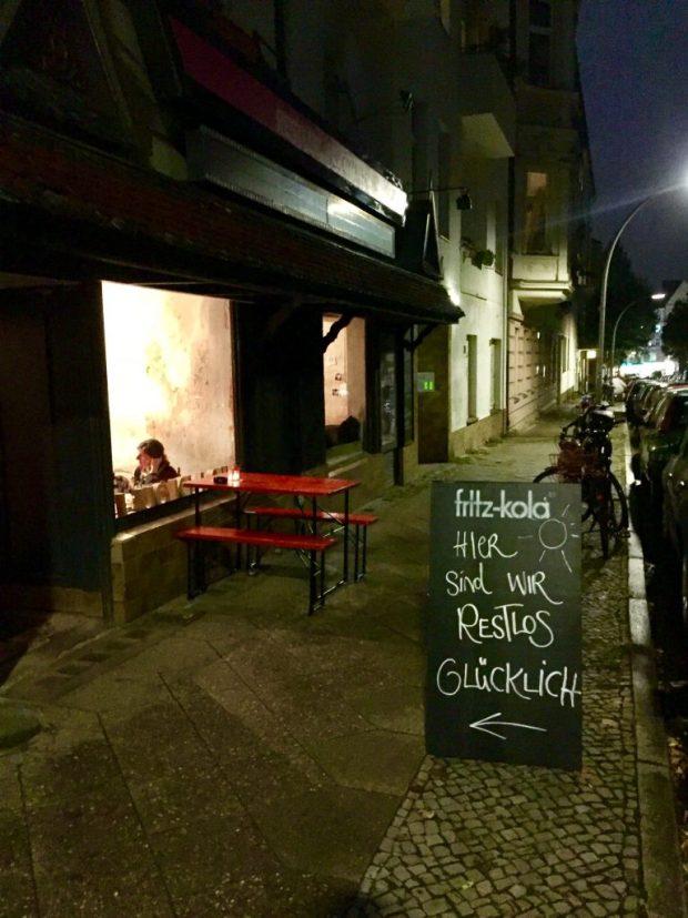 Restaurant Restlos Glücklich Berlin