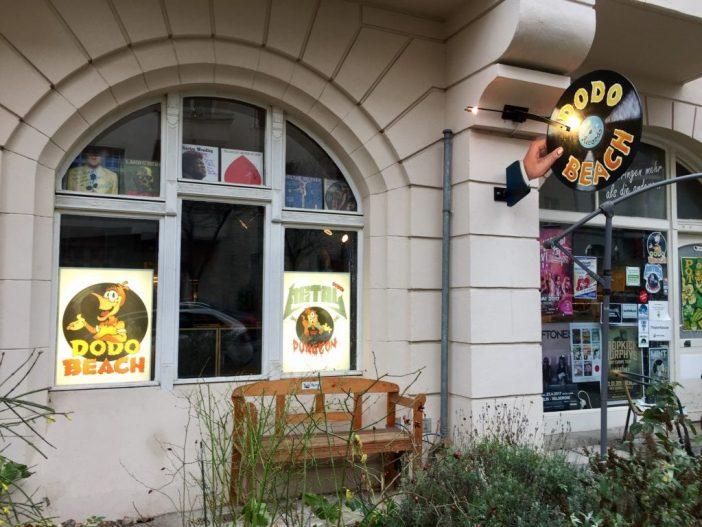 Dodo Beach - pladebutikker i Berlin