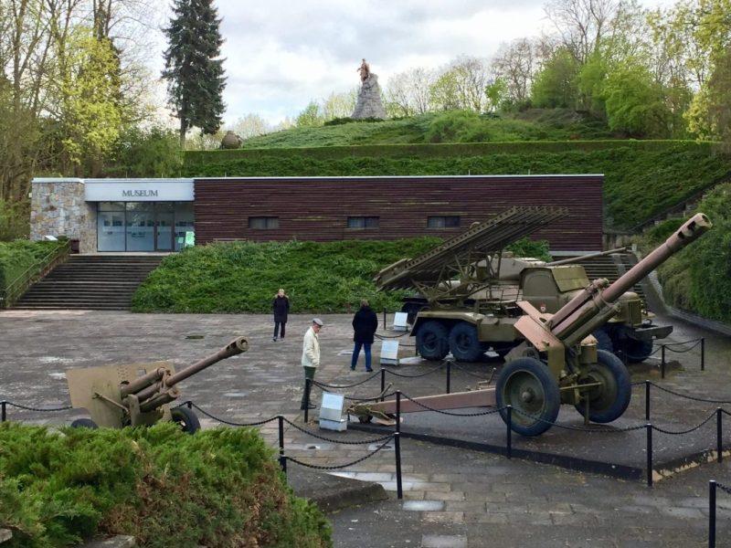 Slaget ved Seelower Höhen -afslutning på 2. verdenskrig