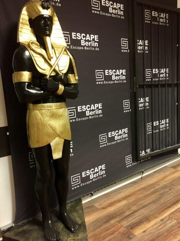 Detektiv for en dag - Live Escape Game Berlin