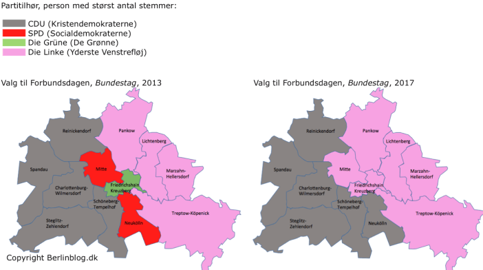 Tysklands Genforening - Berlinblog.dk