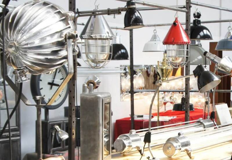 Design Börse - Oplev Europas største Vintage Design Event i Berlin