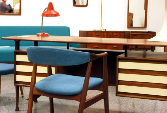 Design Börse - Oplev Europas største vintage-design event i Berlin