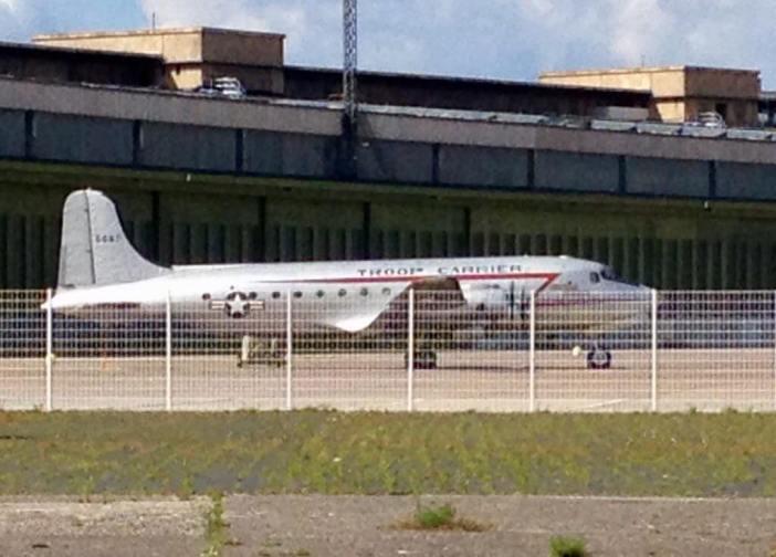 Tempelhof - Blokaden af Berlin