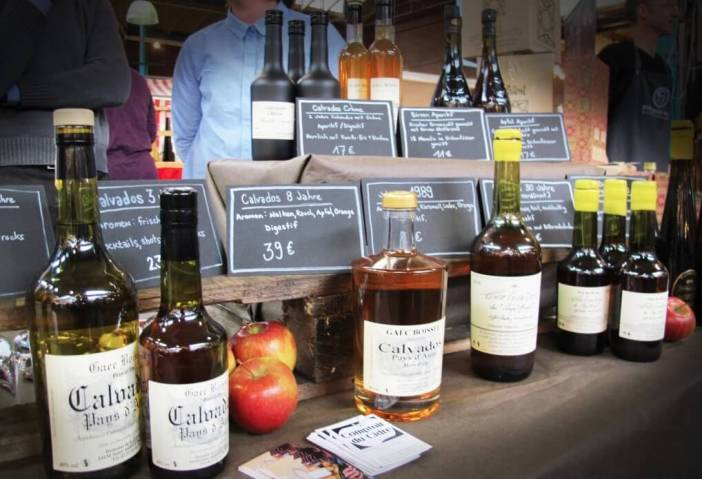 Craft Spirits Festivallen Destille Berlin