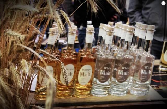 Craft Spirits Festivallen Destille Berlin