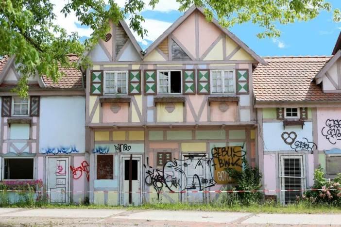 Spreepark - Abandoned place Berlin foto fra pixabay.com