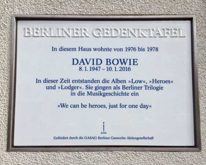 David Bowie i Berlin