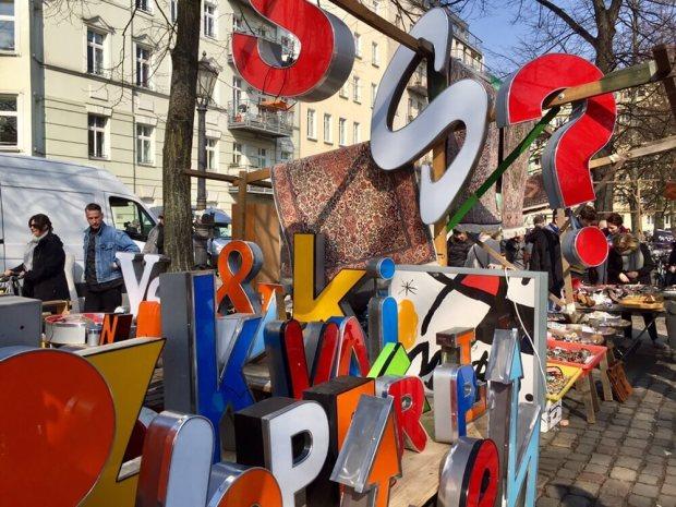 Loppemarked i Berlin