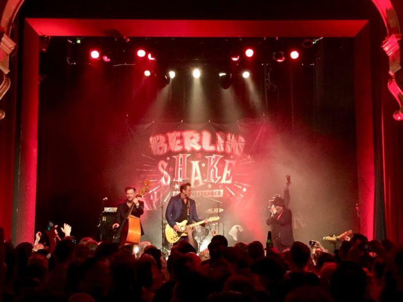 Berlin Shake 1950'er rock'n'roll festival i påsken