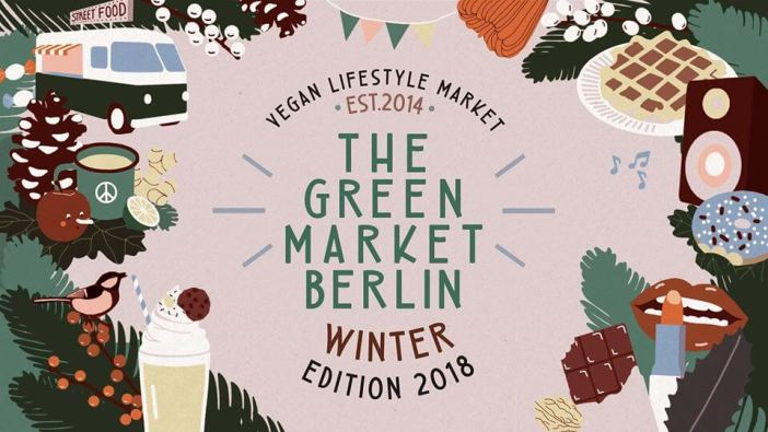 The Green Market Berlin Winter 2018