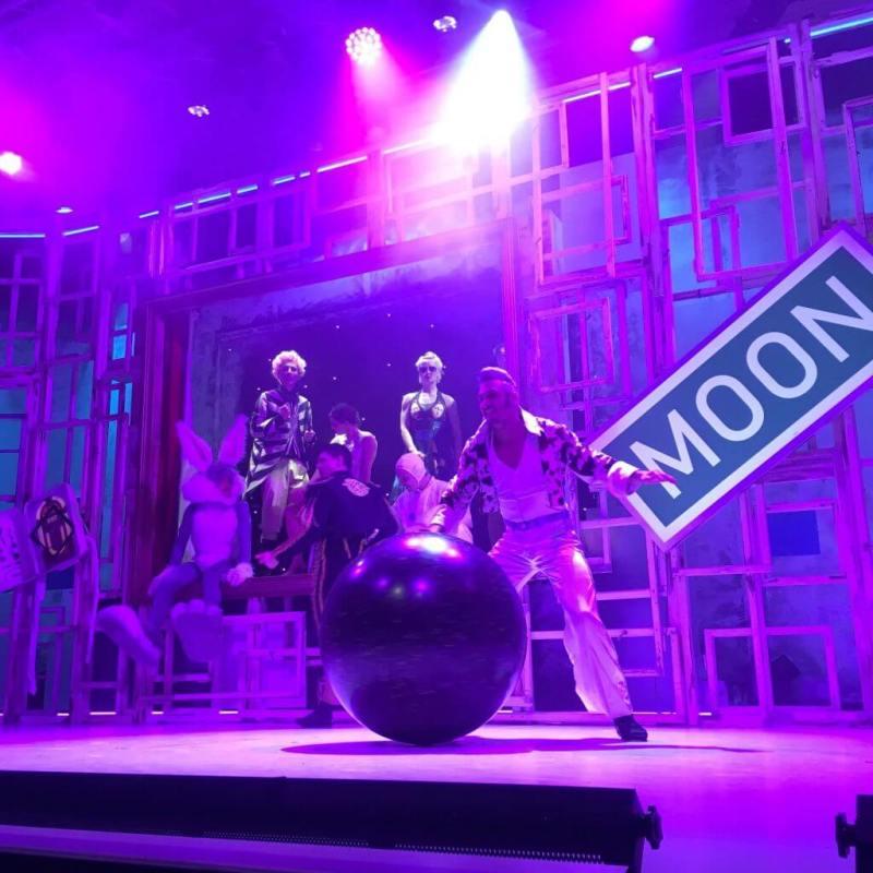 Memories of Fools i Chamäleon Theater