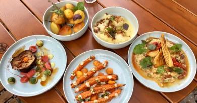 Bonvivant Cocktail Bistro gourmet vegetar restaurant i Schöneberg