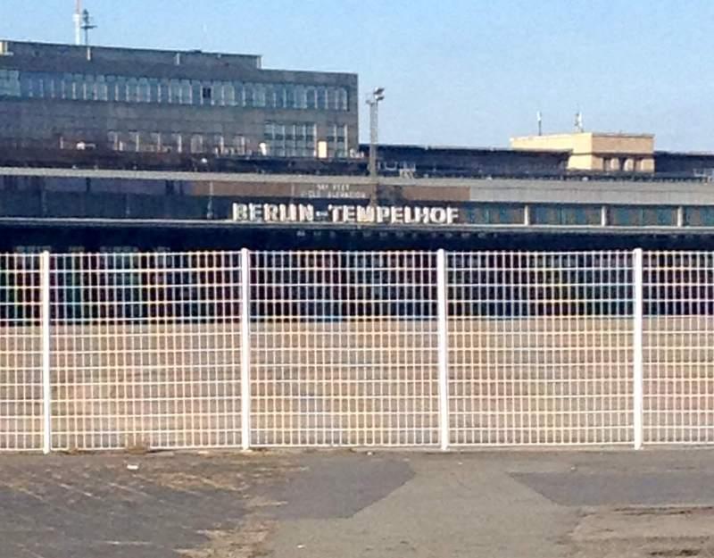 Tempelhof Lufthavn
