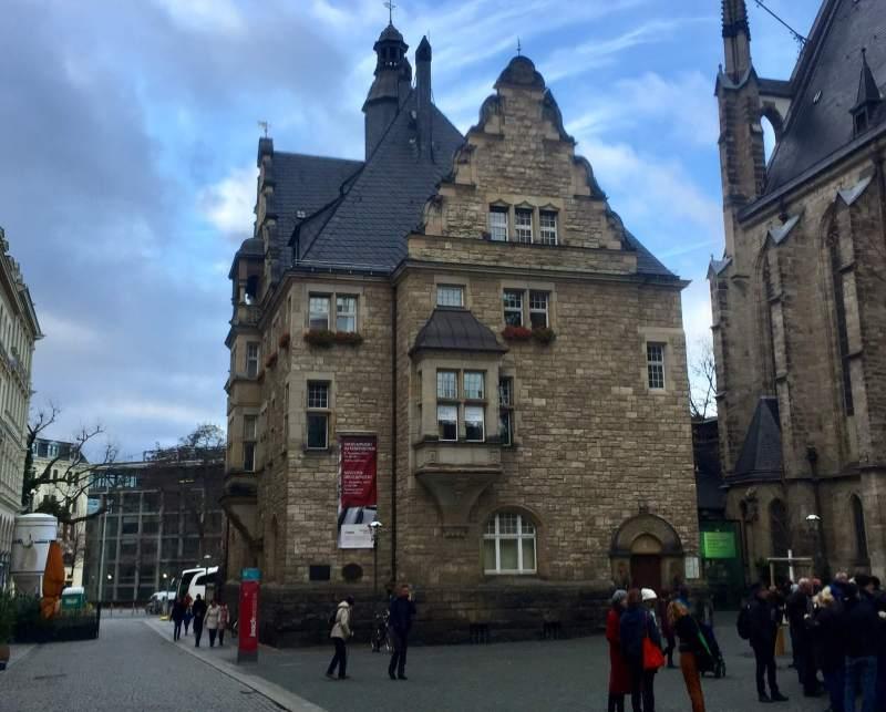 Johann Sebastian Bachs hus