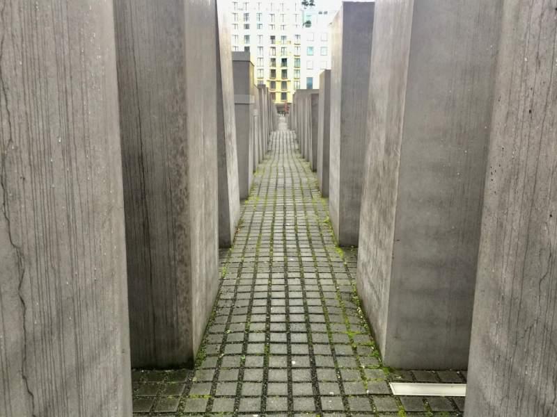 Det jødiske mindesmærke