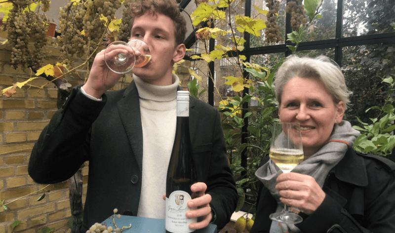 Tyske vine hos Manfred & Co