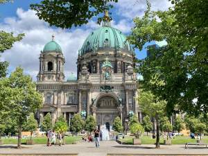Berliner Dom - Domkirken i Berlin
