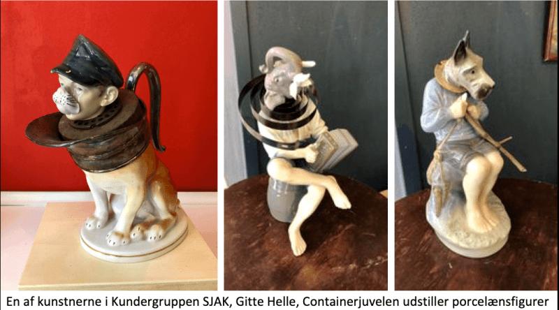 Gitte Helle Containerjuvelen